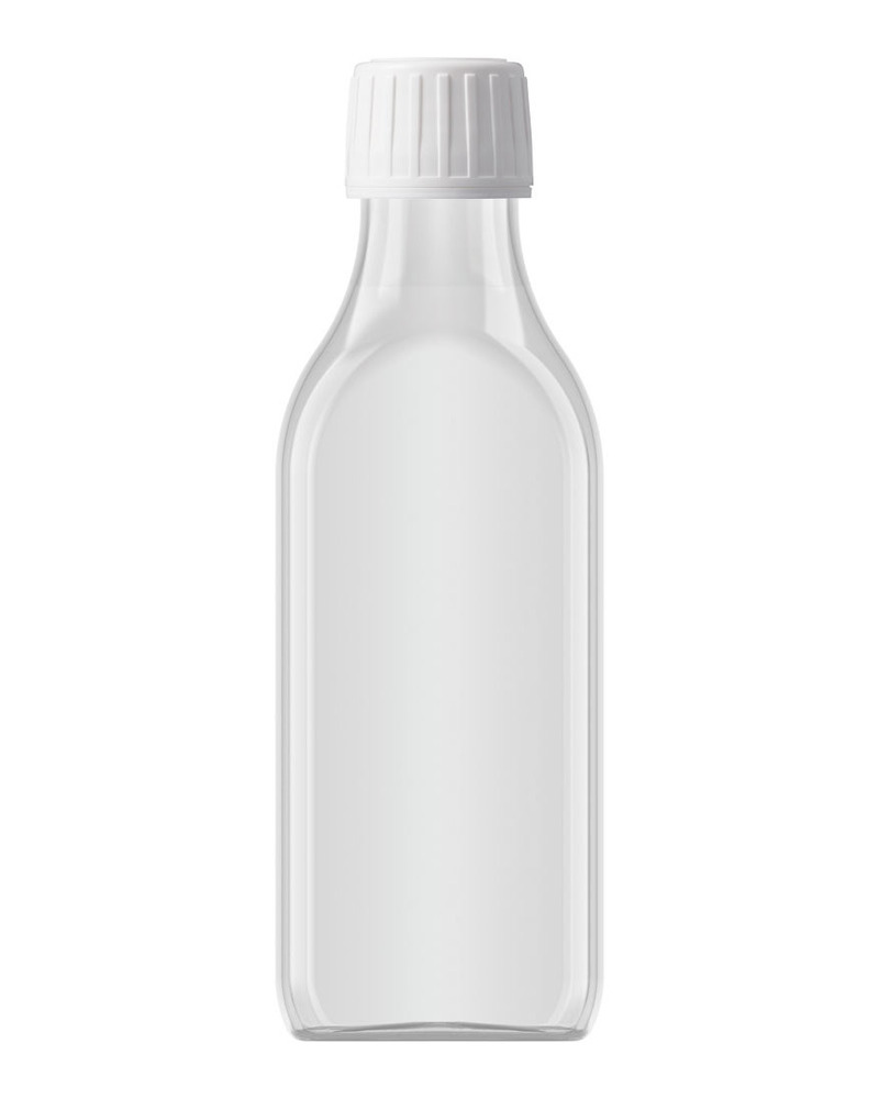 Scylla Oval Clear 150ml 6
