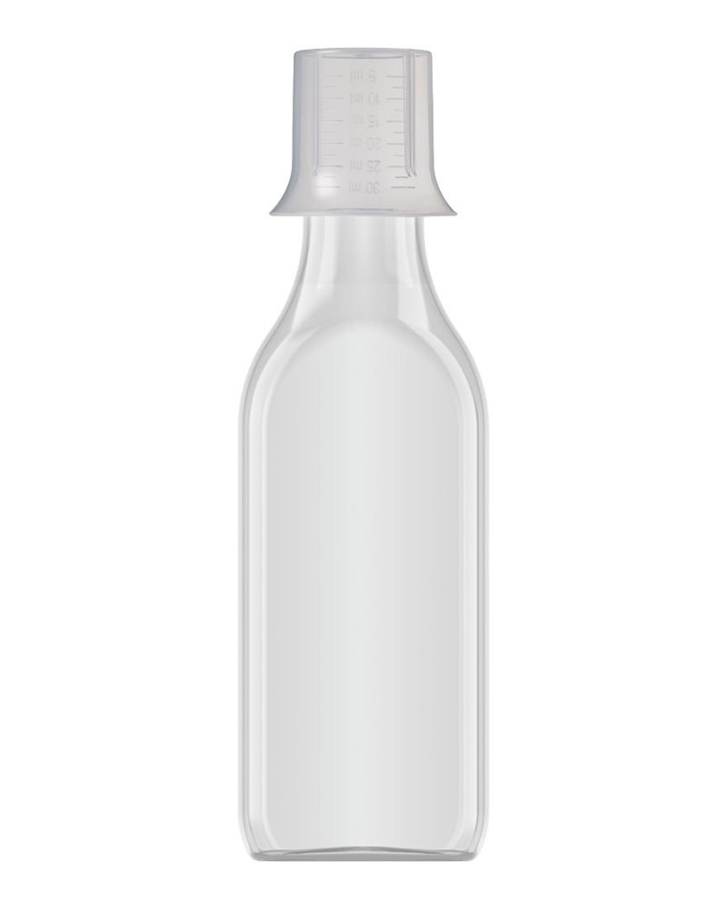 Scylla Oval Clear 150ml 3