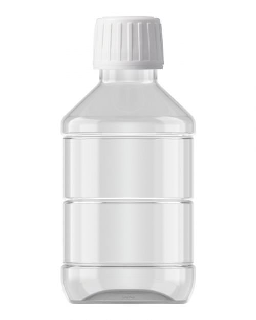 Ribbed Veral Clear 150ml
