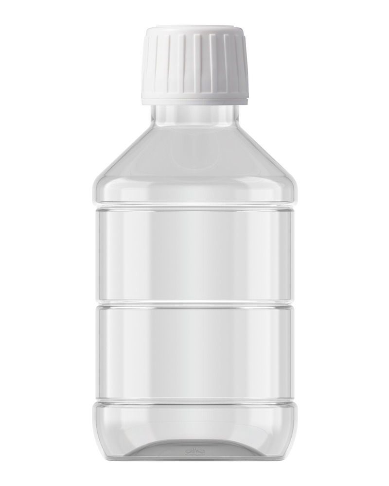 Ribbed Veral Clear 150ml 6