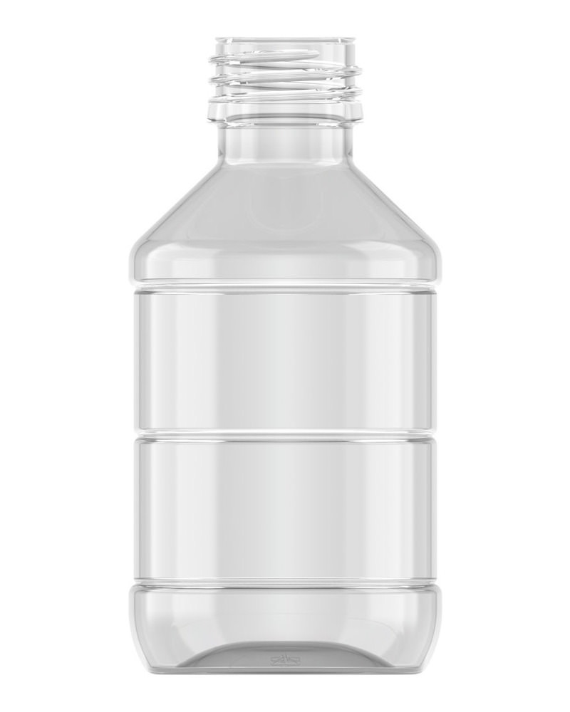 Ribbed Veral Clear 150ml 1