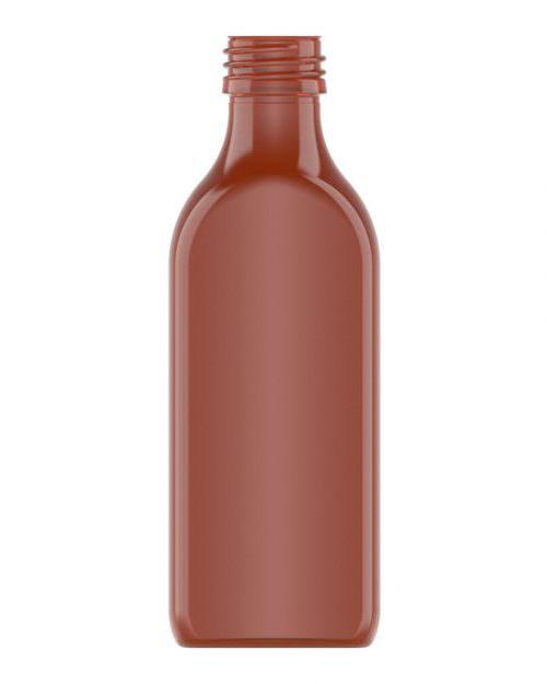 Scylla Oval Amber 200ml