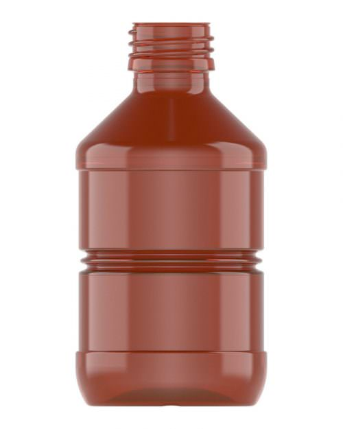 Ribbed Veral Amber 200ml