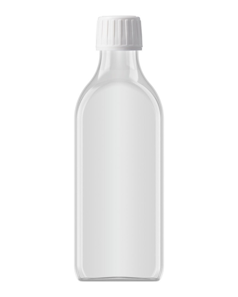 Scylla Oval Clear 200ml 6