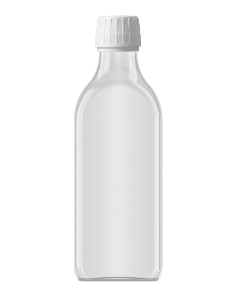 Scylla Oval Clear 200ml 4