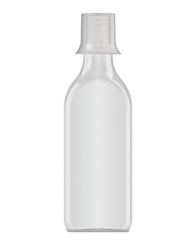 Scylla Oval Clear 200ml 3