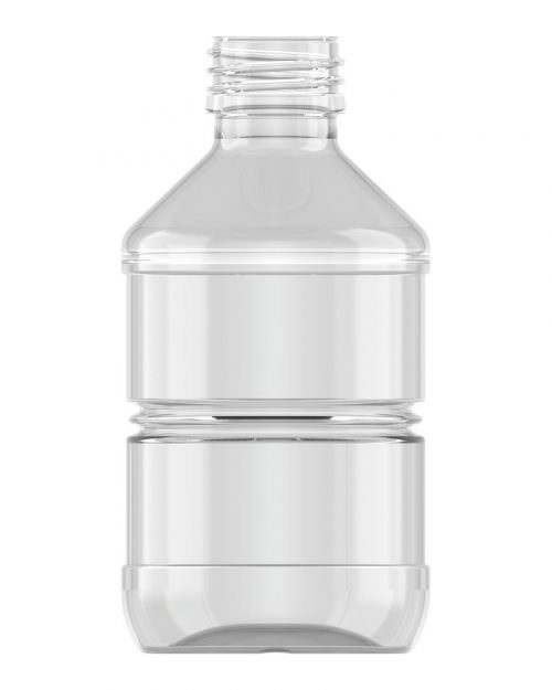 Ribbed Veral Clear 200ml