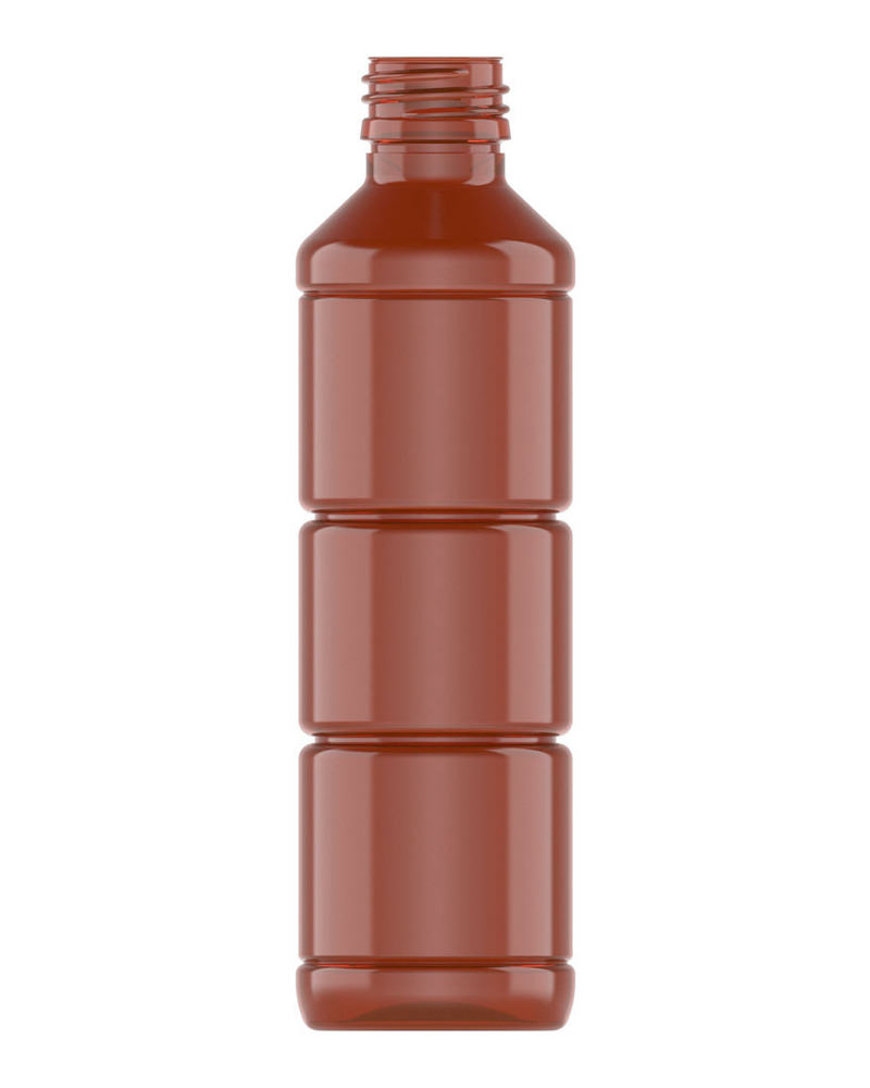 Ribbed Veral Amber 250ml 1