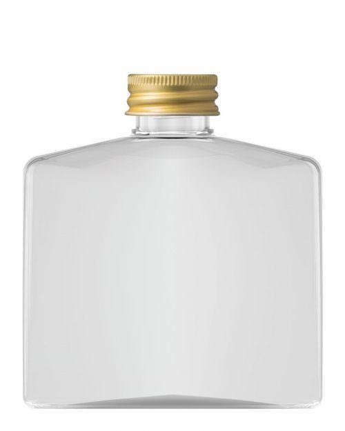 Rectangular Bottle 250ml