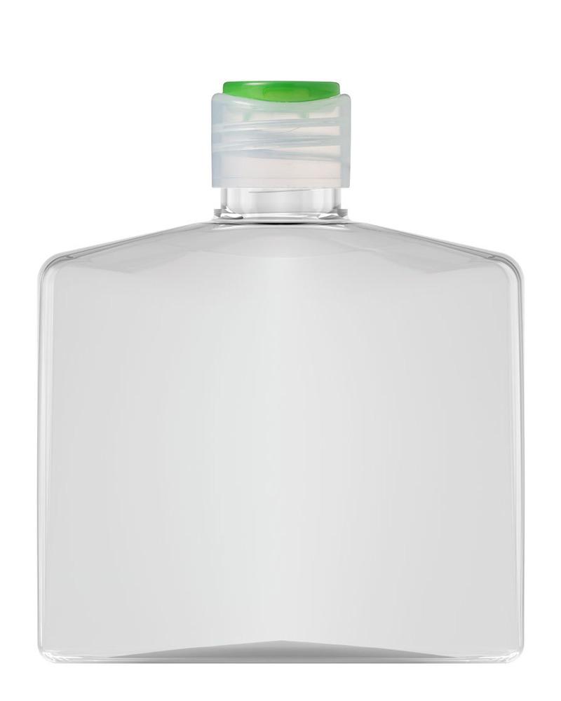 Rectangular Bottle 250ml 4