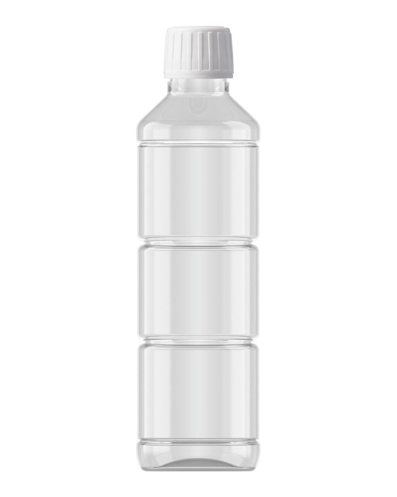 Ribbed Veral Clear 250ml 6