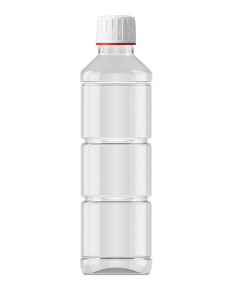 Ribbed Veral Clear 250ml 5