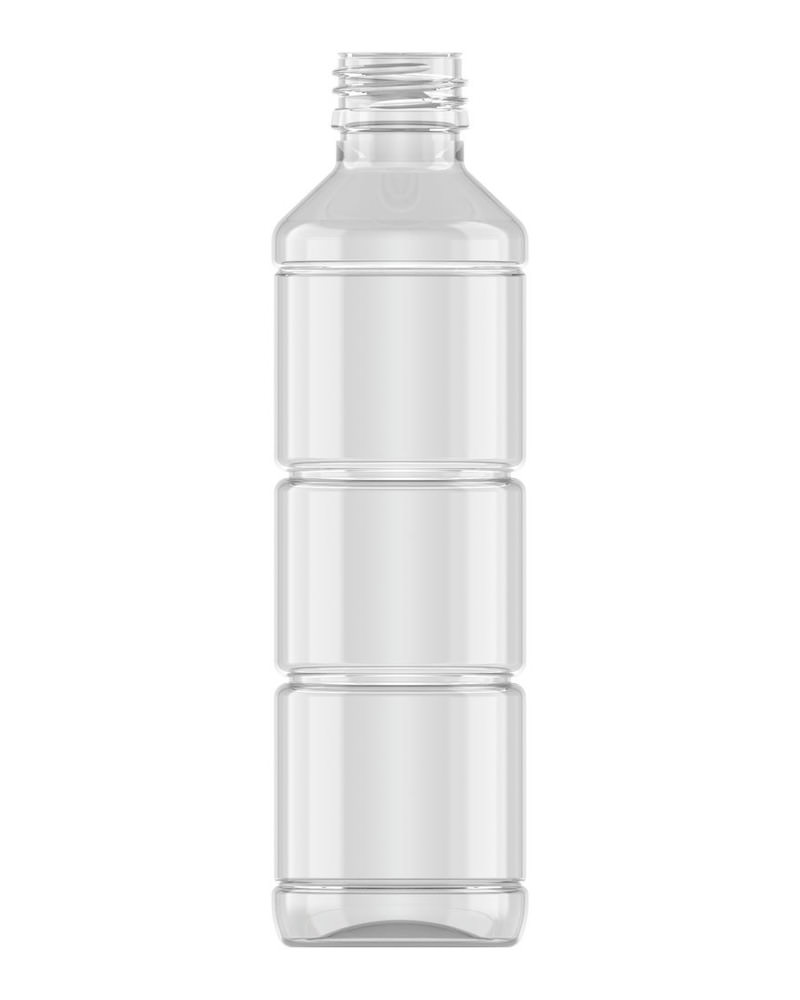 Ribbed Veral Clear 250ml 1