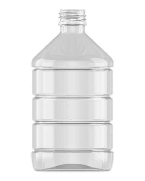 Ribbed Veral Clear 500ml