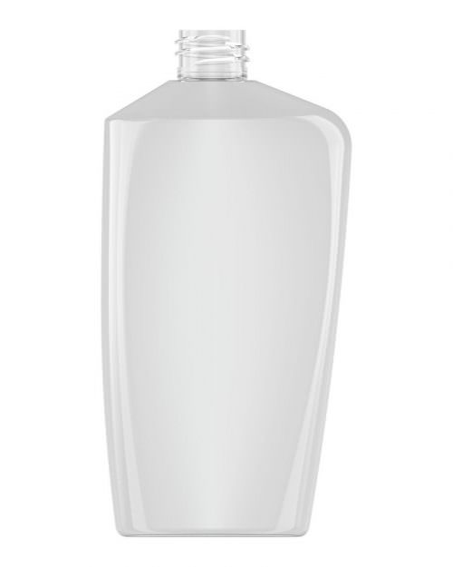 Oval Bottle 500ml