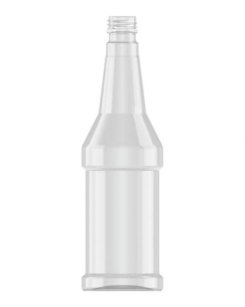 Long Round Bottle 500ml