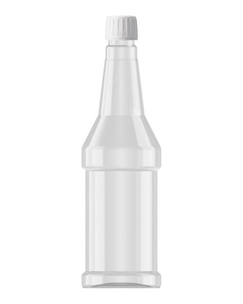 Long Round Bottle 500ml