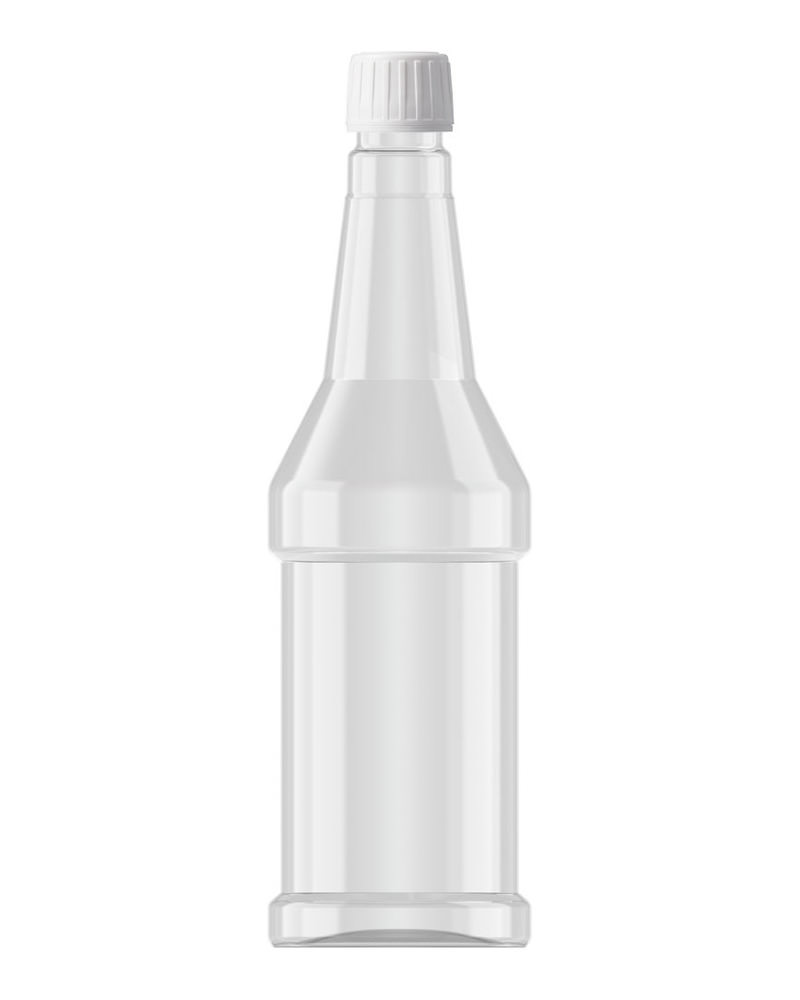 Long Round Bottle 500ml 6