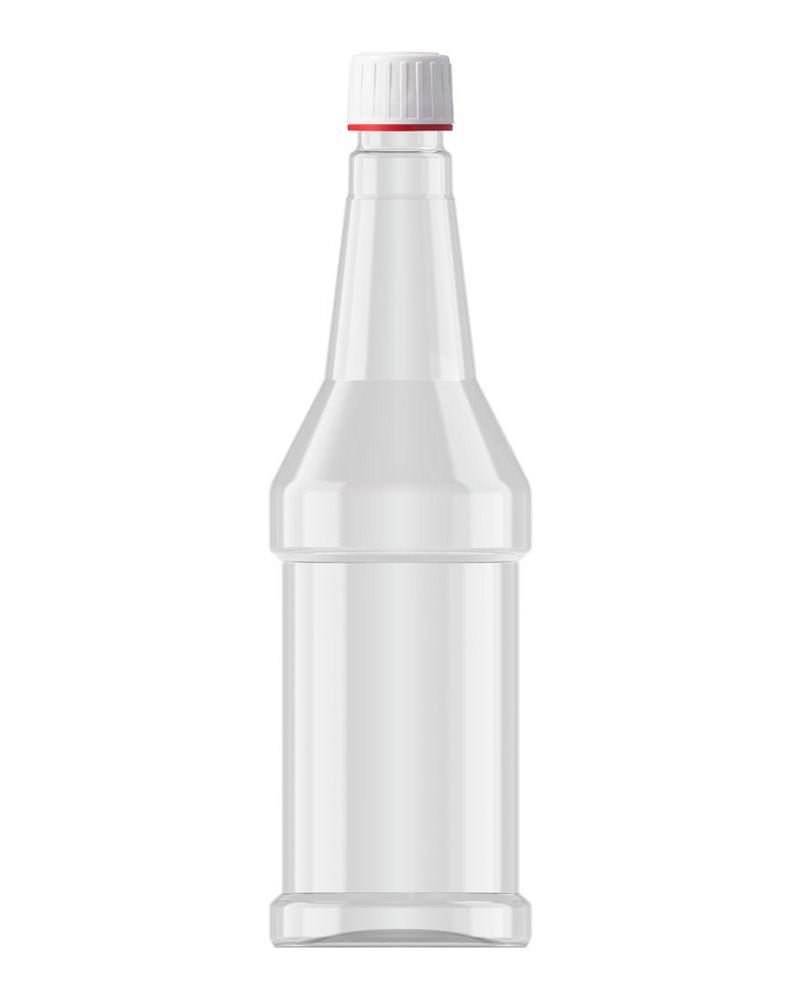 Long Round Bottle 500ml 5