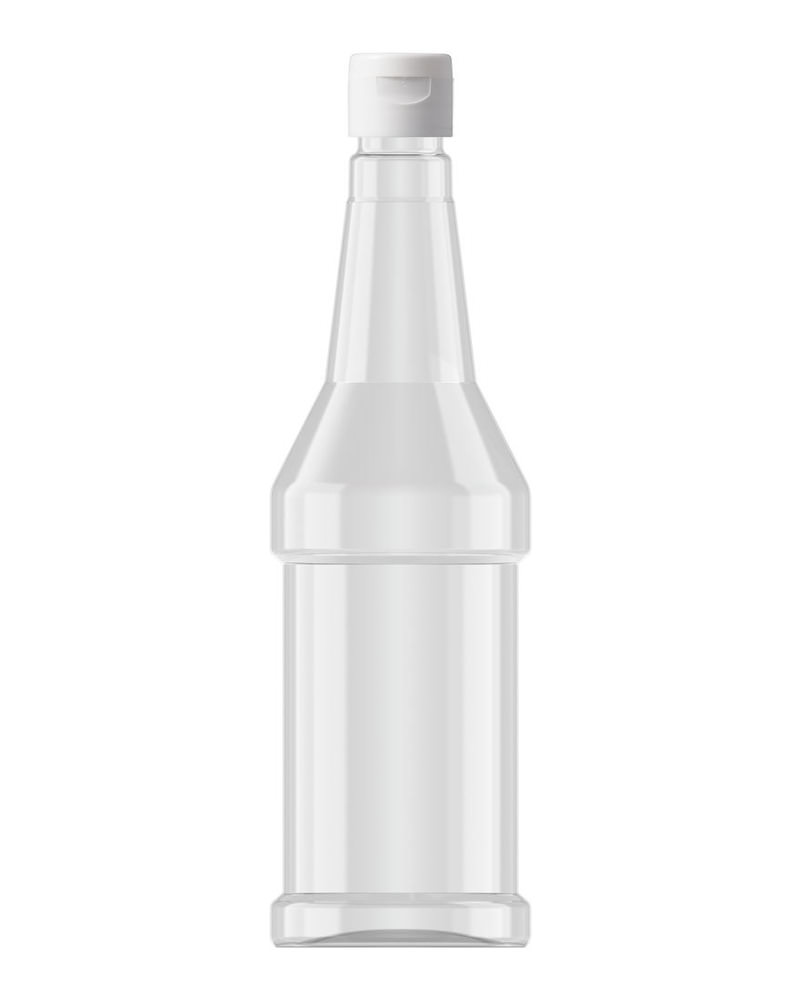 Long Round Bottle 500ml 4