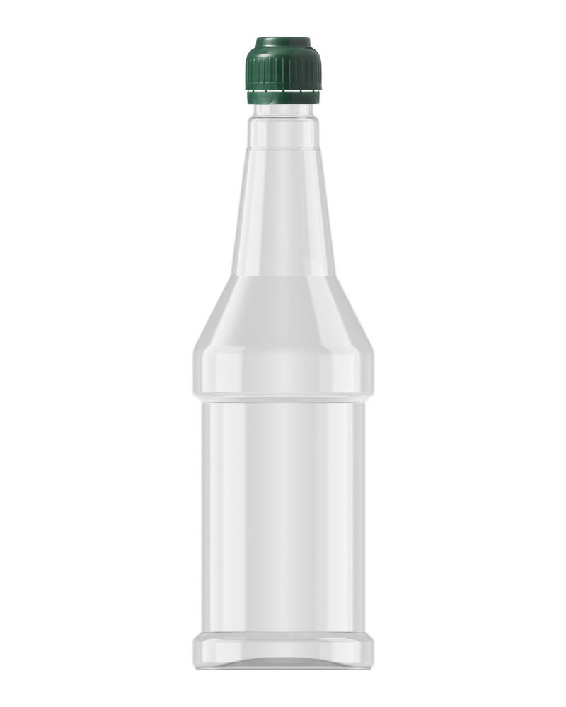 Long Round Bottle 500ml 3