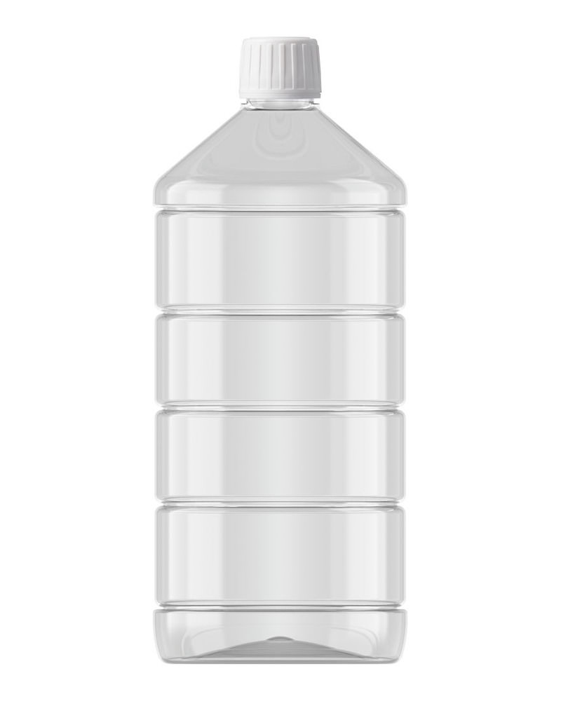 Ribbed Veral Clear 1000ml 5
