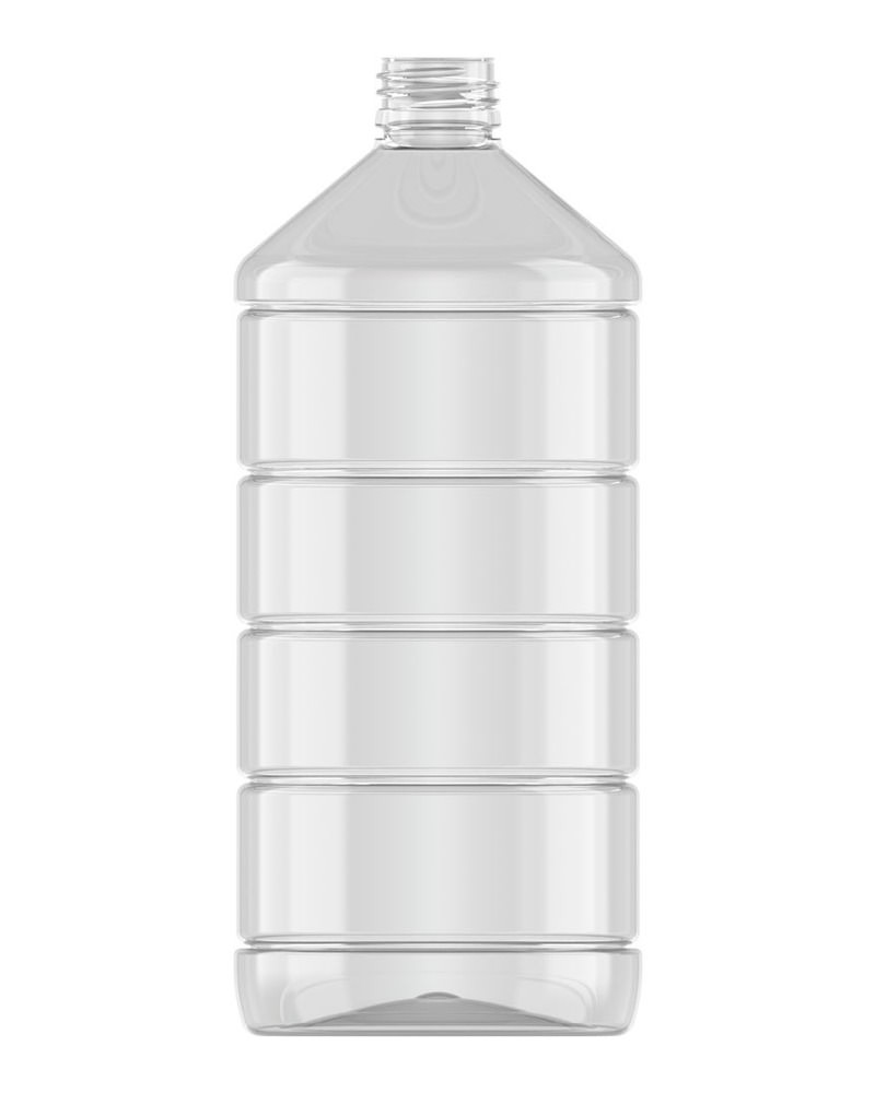 Ribbed Veral Clear 1000ml 1