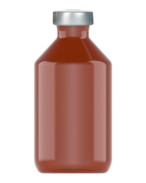 Clinch Vial Amber 250ml