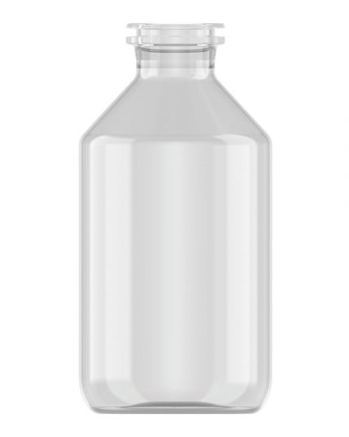 Clinch Vial Clear 250ml