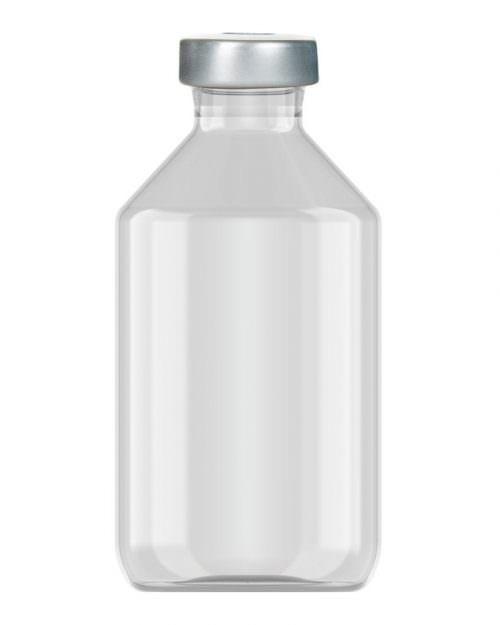 Clinch Vial Clear 250ml