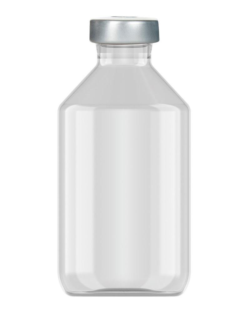 Clinch Vial Clear 250ml 2