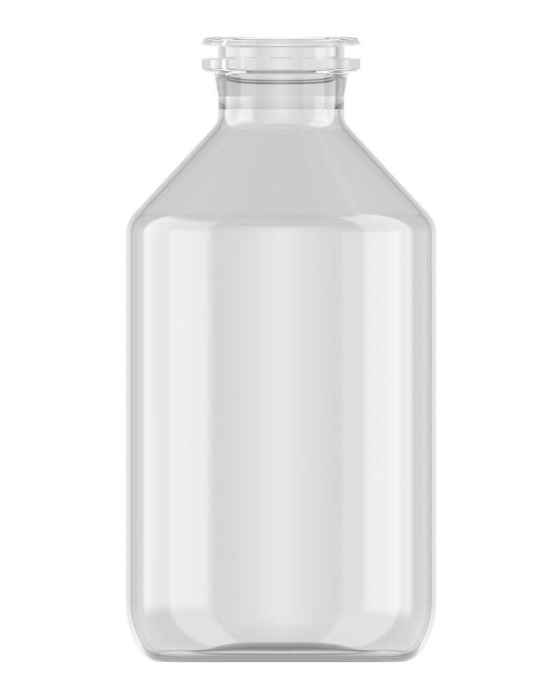Clinch Vial Clear 250ml 1