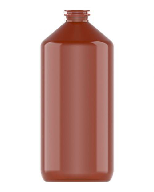 Clinch Vial Amber 1000ml