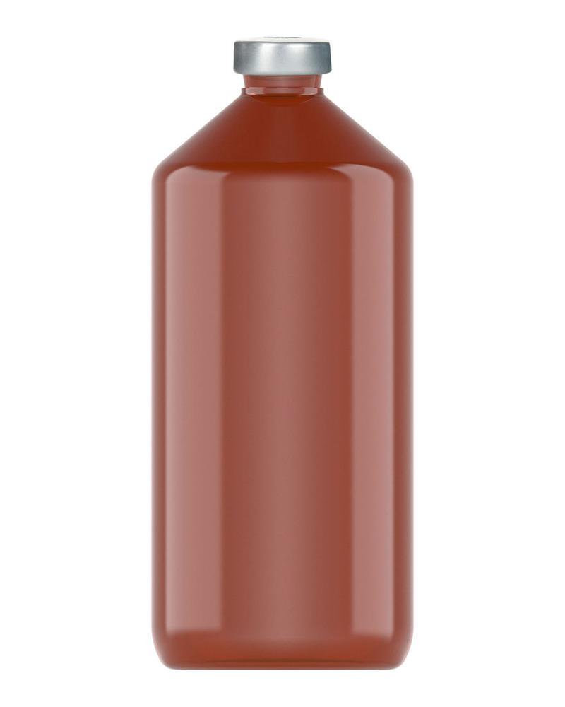 Clinch Vial Amber 1000ml 3