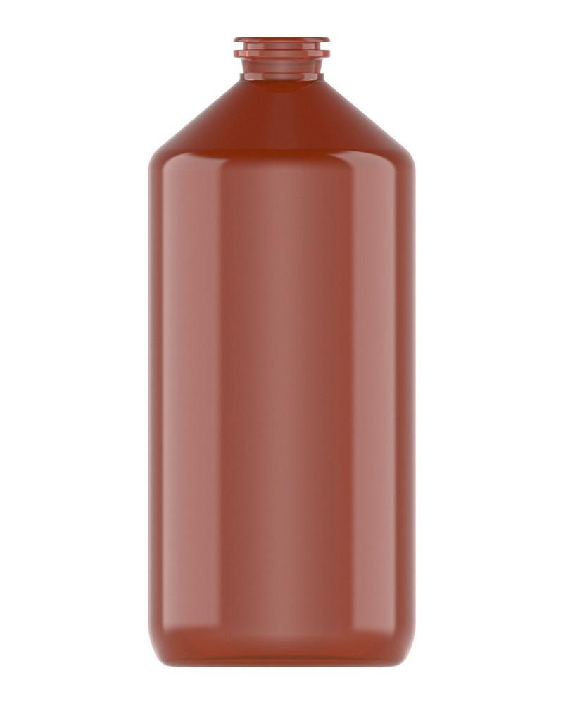 Clinch Vial Amber 1000ml 1