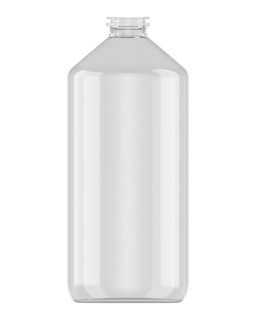 Clinch Vial Clear 1000ml