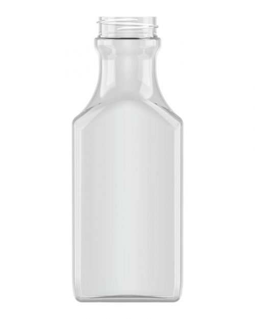 Retro Rectangular 200ml