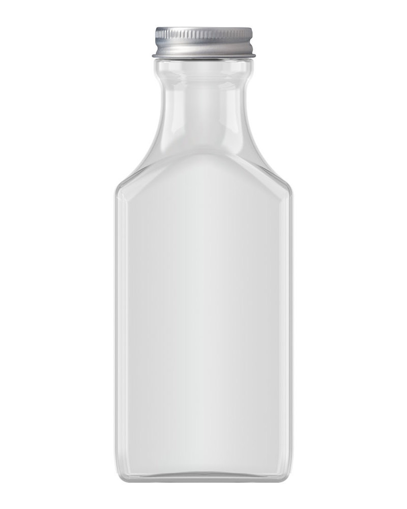 Retro Rectangular 250ml 5