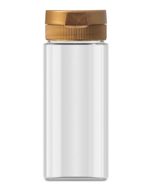 Straight Cylindrical 100ml