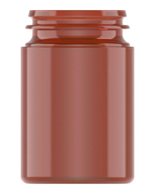Pilljar 40 M-snap Amber 75ml