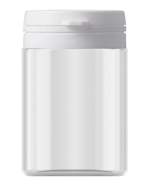 Pilljar 40 M-snap Clear 75ml