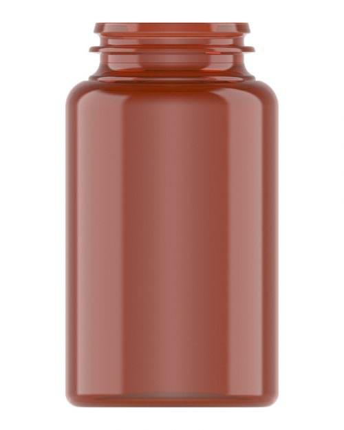 Pilljar 40 M-snap Amber 150ml