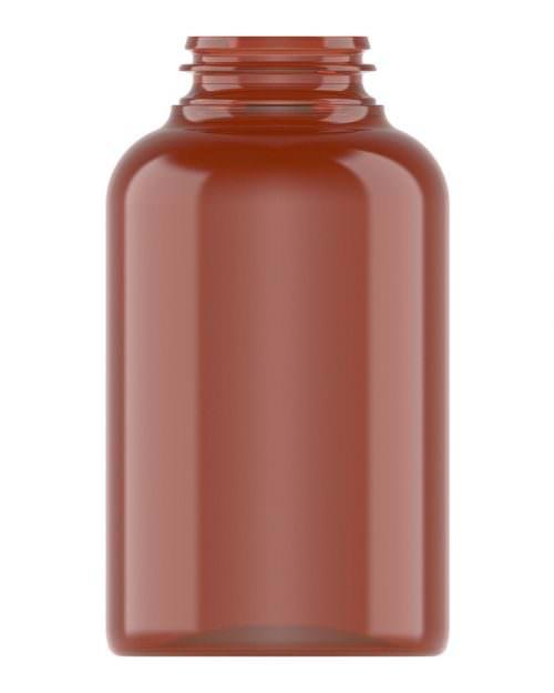 Pilljar 40 M-snap Amber 400ml