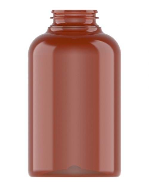 Pilljar 40 M-snap Amber 500ml