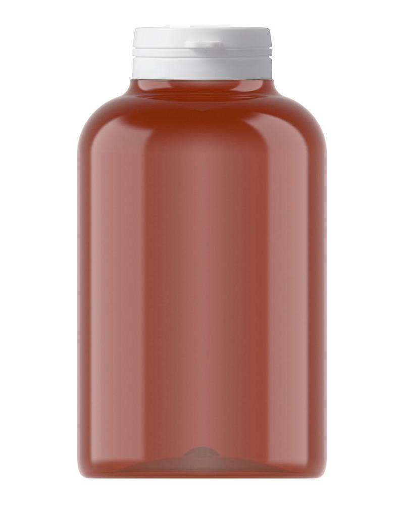 Pilljar 40 M-snap Amber 500ml 2