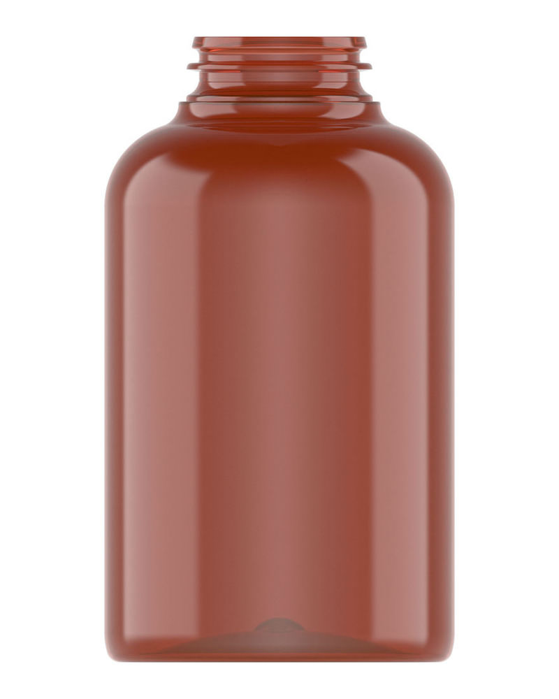 Pilljar 40 M-snap Amber 500ml 1