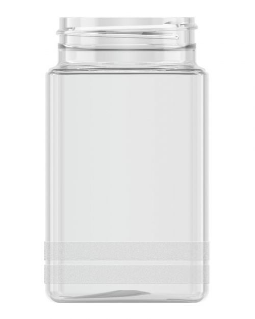 Square Jar 280ml