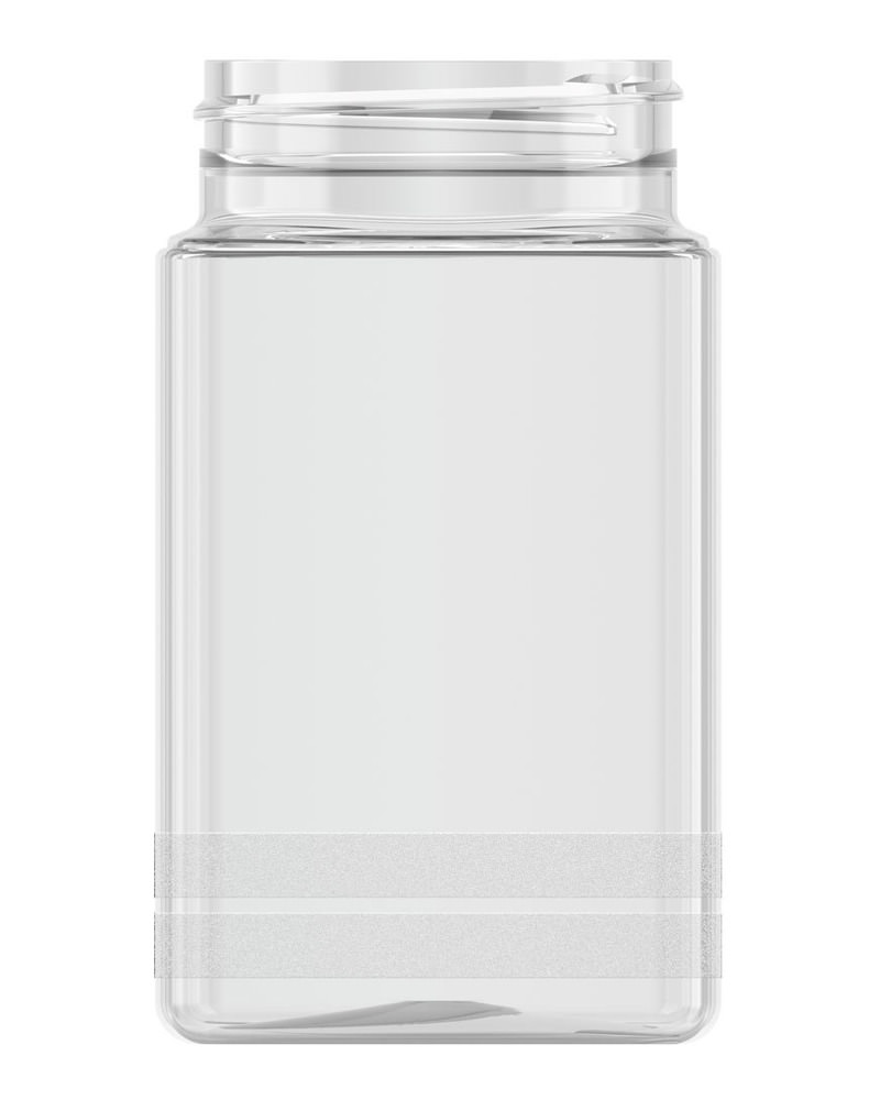 Square Jar 280ml 1