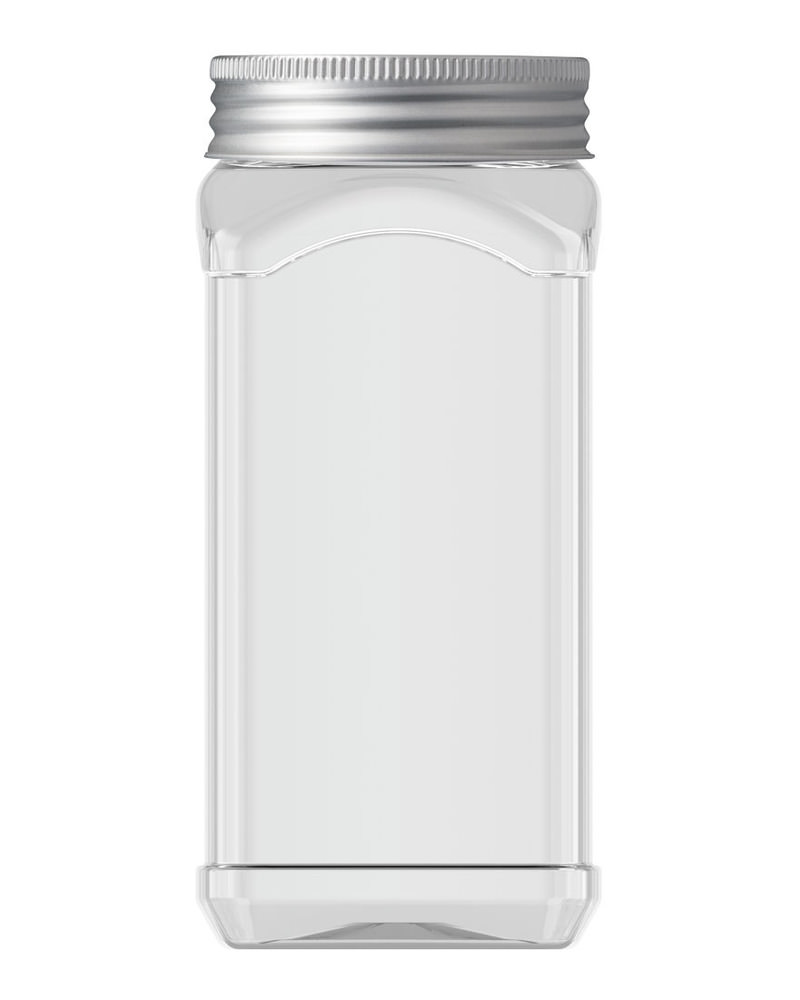 Square Jar 500ml 4