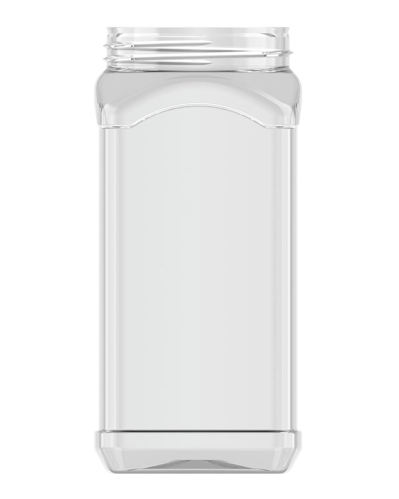 Square Jar 500ml 1